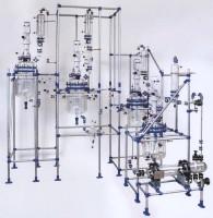Cascade-reactor