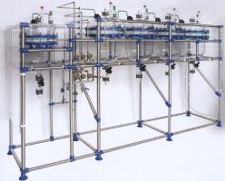 Solvent-production-unit